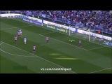 Малага 0-1 Атлетико