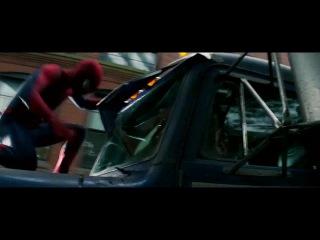 Новый Человек-паук 2 / The Amazing Spider-Man 2.Съёмки (2014) [HD]