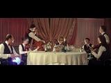 Ирландская живая музыка The Liffey folk band- Fuksi kuksi dance( musik by P.Shmidt)