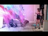 30 ночей паранормального явления с одержимой девушкой с татуировкой дракона (трейлер)