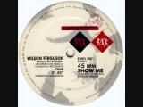 Wilson Ferguson --- Show Me