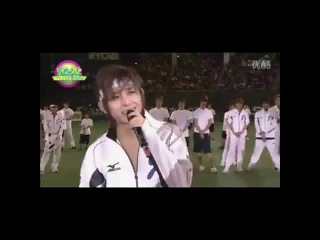 hey say jump, kis-my-ft2 & sexy zone run competition!!