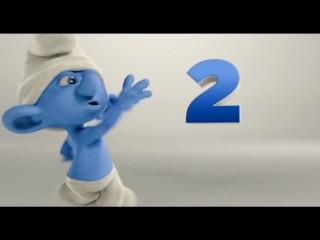 The Smurfs 2 | Christina Ricci | Neil Patrick Harris | Teaser Internacional