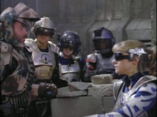 Капитан Пауэр и солдаты будущего 4 серия / Captain Power and the Soldiers of the Future 1987-1988 США
