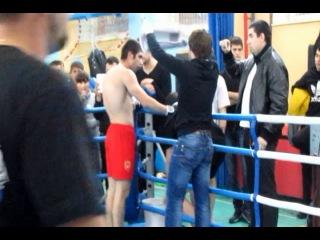 БК Росомаха (Mixfight) - Михаил Бачу от 18.11.2012