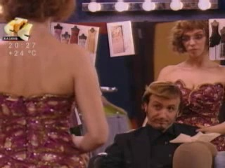 Кадры из сериала Не Родись Красивой. Разговор Кати и Милко после показа.