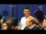 Роналду, Пепе и Марсело прикалываются. (Cristiano Ronaldo, Pepe, Marcelo)