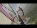 GoPro. Part3. Windsurfing.