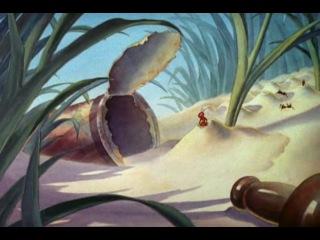 Дональд Дак / Donald Duck 16. Пикник на пляже / Beach Picnic (1939)