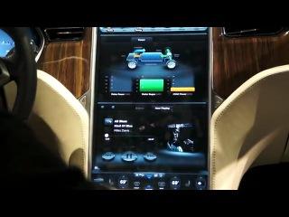 В NVIDIA также рассказали, что их процессор станет основой информационно-развлекательных систем Tesla