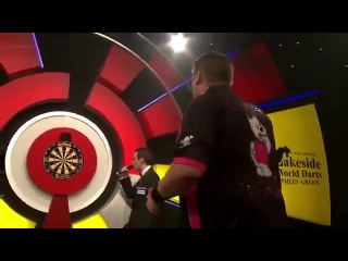 Scott Mitchell vs Paul Hogan (BDO World Darts Championship 2014 / Round 1)