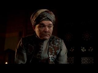 Гюль-ага рассказывает Хюррем и Айбиге об Эленике. (Ибрагим. Малкочоглу и Армин.) Айбиге спалилась