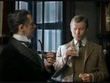 """«Шерлок Холмс и доктор Ватсон: Кровавая надпись» (1979) — """"Ватсон, хотите заняться дедукцией?"""""""