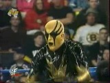 WWF SmackDown! 28.02.2002 - Мировой Рестлинг на канале СТС / Всеволод Кузнецов и Александр Новиков