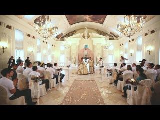 МК Wedemotions по свадебному видео Макияж и прическа для невесты