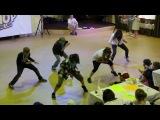 Хип-хоп Лига - соревнования между школами по танцам. Шоу-номера, 3 место, Школа 121.
