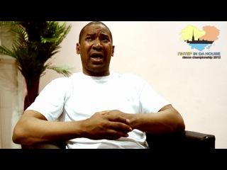 Waacking легенда Tyrone Proctor о ПИТЕР IN DA HOUSE 2012 , 5 лет Вместе