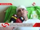 Azərbaycanda mikroavtobusla yük maşını toqquşdu: 1 ölü, 8 yaralı
