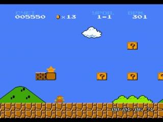 Антон Чейз.Необычный обзор Super Mario Bros.