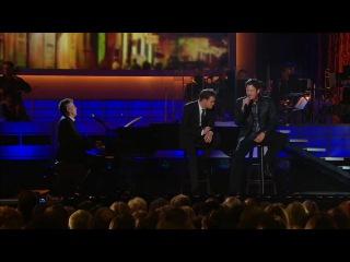 Michael Buble and Blake Shelton - Home  ( Live 2008 )