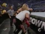 WWF SmackDown! 20.09.2001 - Мировой Рестлинг на канале СТС / Всеволод Кузнецов и Александр Новиков