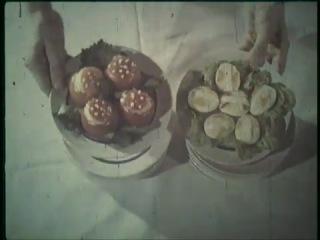 Советская реклама - Плавленный сыр