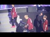 [140123] 2014 하이원 서울가요대상 ▒ 음원상받은거 축하해 EXO♥