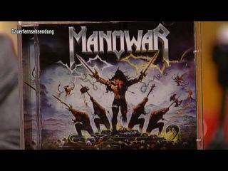 Manowar interview for TV Total 30.10.2012