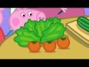 peppa pig 1-37 Lunch(Обед) - мультфильмы на английском для детей