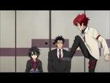 [AniDub] Cuticle Detective Inaba | Детектив Оборотень Инаба [02] [Lonely Dragon, Tori, Neotopia]