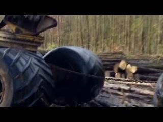 Лесоповал на болотах 8 серия
