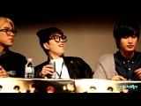 [FANCAM FANSIGN] 11.11.12 Mok fan autograph meeting _ Strawberry Nivea