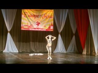 Коротких Н. шоу-беллиданс соло