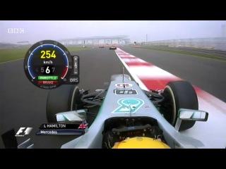 16 - F1 OnBoard - Formula 1 - Gran Premio De India (Buddh) 2013 Velocidadatope.com