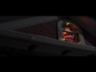Чёрное Рождество (2006) [Альтернативная сцена: Кто-то на чердаке]