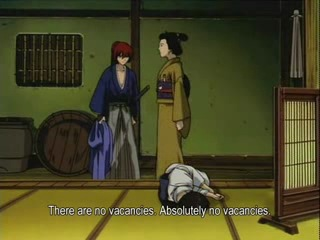 самурай икс полнометражка воспоминание