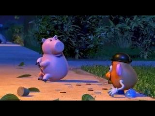Трейлер: История игрушек 2 — Toy Story 2