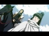 Клинок Маню: Тайна сисечного свитка / Manyuu Hiken-chou / Серия 12
