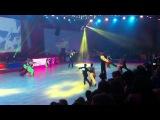 IQ бал 2013 год.Илья в составе Команды СФУ с танцем