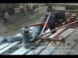 Непроизводственный травматизм на крыше поезда