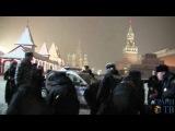 Полиция не дала ЛГБТ спеть гимн России на Красной площади