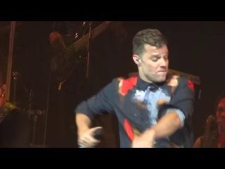 Ricky martin- lola lola live star event centre sydney 14-10-13