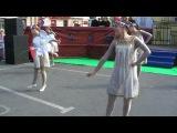Детский образцовый хореографический ансамбль Калинка - Ромашка (День Города 2012)