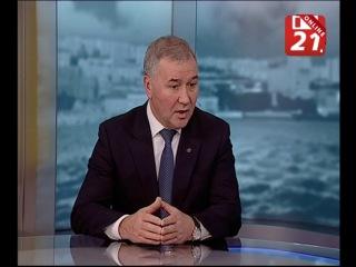 Мурманск Зашеек Директор Кольской атомной станции