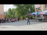 День города в Кемерово.