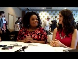 Interview With Yvette Nicole Brown &amp Alison Brie of NBC's Community at Comic-Con 2012