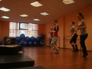 тренировка танцевальная аэробика ср-21.00, сб-15.00. запись по тел 8912-62-63-539, 257-83-43