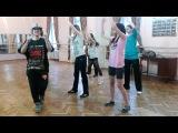 Жіноча вечірня гімназія. 2013. Майстер-клас танців від Івана Величко