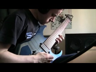 Born of Osiris - Follow the Signs Solo Cover