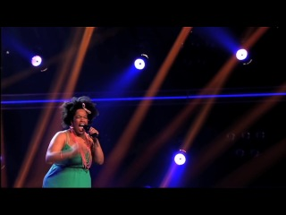 Yuli Minguel - It's A Man's Man's Man's World - The Voice Of Holland 2013 - Season 4 - Blind Auditions